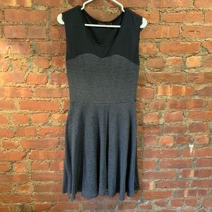 The Limited Fit and Flare Dress
